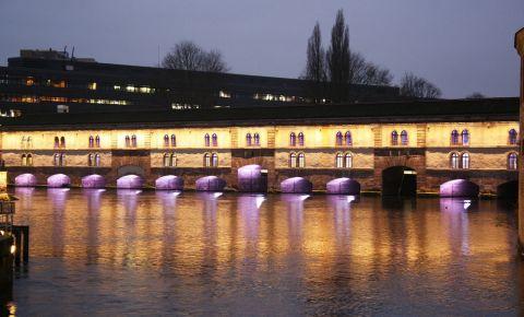 Terasa Panoramica din Strasbourg