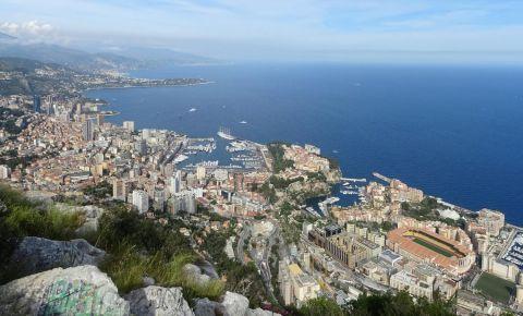 La Tete de Chien din Saint Tropez