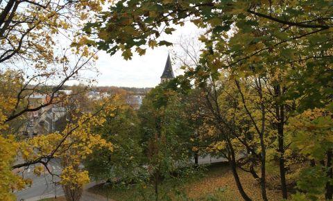 Dealul Toomemagi din Tartu