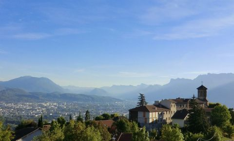Traseul Corps din Grenoble