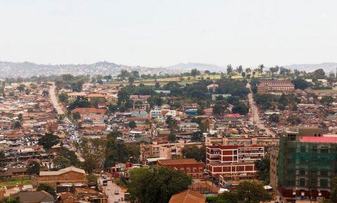 Traseul Kabaka din Kampala