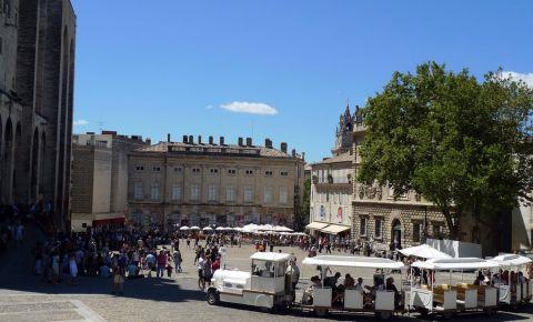 Trenurile Turistice din Avignon