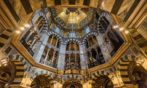 Trezoreria Catedralei din Aachen