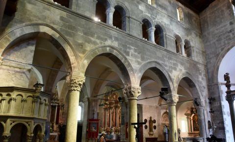 Trezoreria Catedralei din Insula Korcula