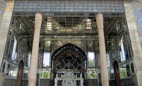 Tronul de Marmura din Teheran
