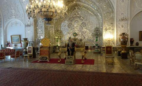 Tronul Paunului din Teheran