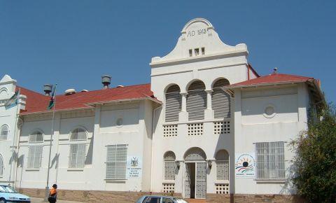 Sala de Gimnastica din Windhoek