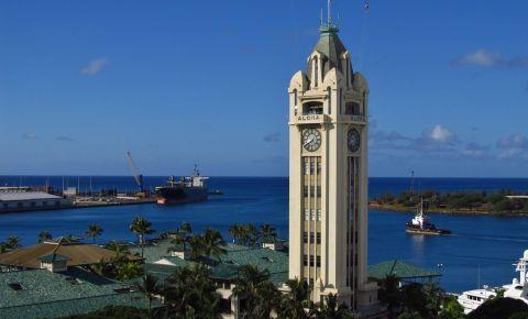 Turnul Aloha din Honolulu