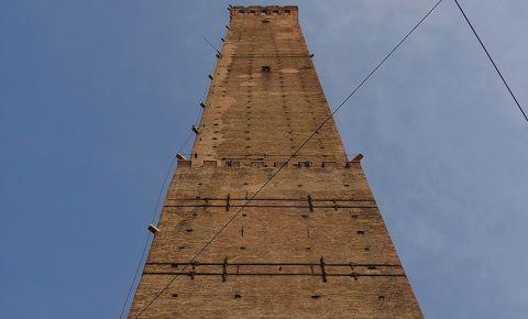 Turnul Asinelli din Bologna
