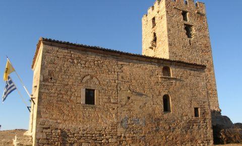 Turnul Bizantin Agios Pavlos din Halkidiki