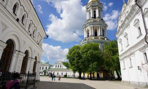 Turnul Catedralei din Kiev