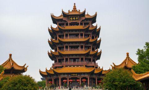 Turnul Cocorului Galben din Wuhan