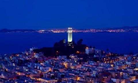 Turnul Coit din San Francisco