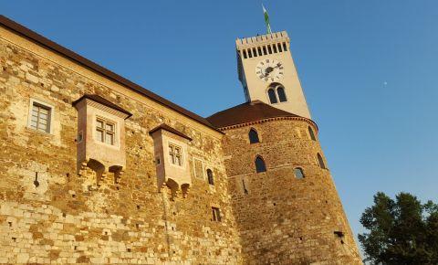 Turnul de Observatie din Ljubljana
