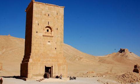 Turnul Elahbel din Palmira