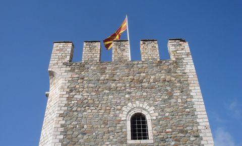 Turnul Feudal din Skopje