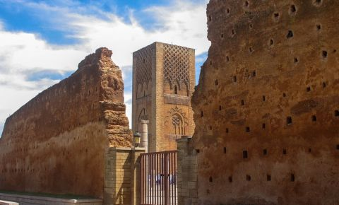 Turnul Hassan din Rabat
