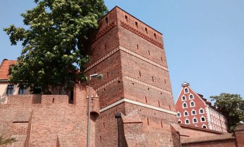 Turnul Inclinat din Torun
