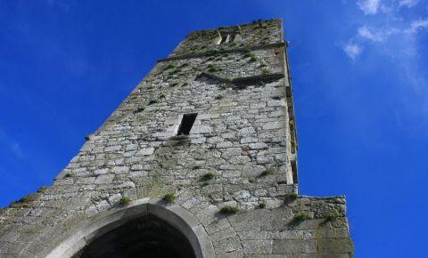 Turnul Manastirii Rosii din Cork