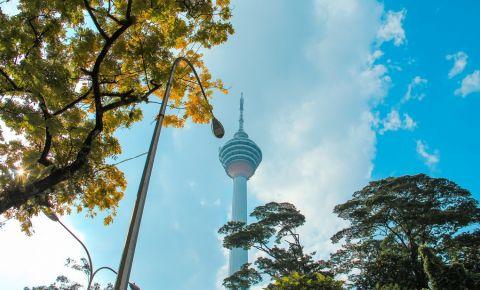 Turnul Menara din Kuala Lampur