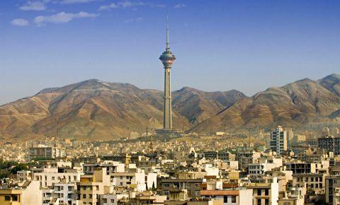 Turnul Milad Khomeini din Teheran