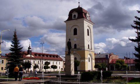 Turnul Orasului Brezno