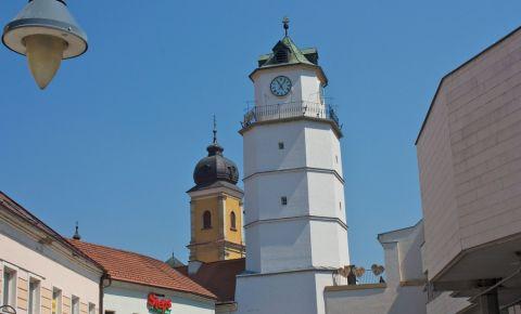 Turnul Orasului Trencin