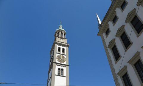 Turnul Perlach din Augsburg