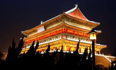 Turnul Tobelor din Xian