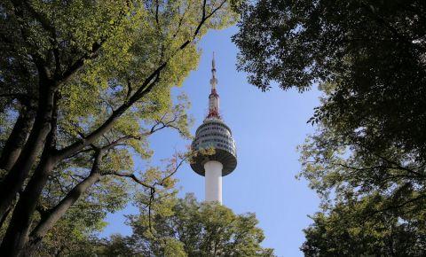 Turnul TV  din Seul