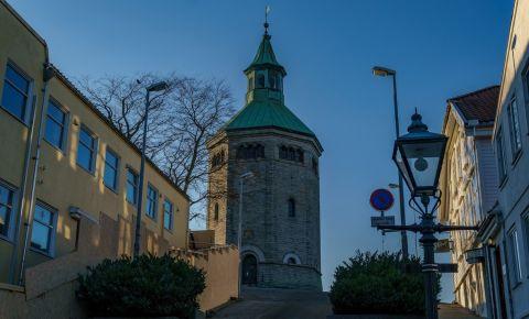 Turnul Valberg din Stavanger
