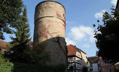Turnul Vrajitoarelor din Fulda