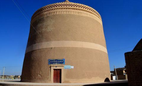 Turnurile Porumbeilor din Isfahan