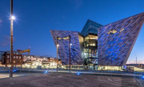 Turul Vasului Titanic din Belfast