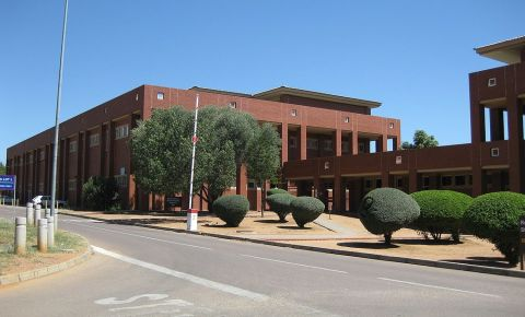 Universitatea din Gaborone