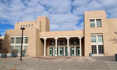Universitatea New Mexico din Albuquerque
