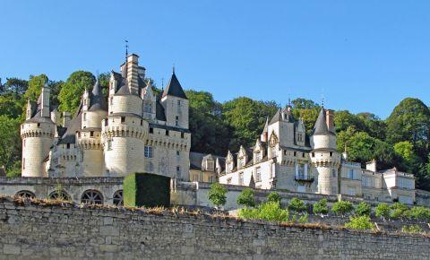 Castelul din Usse - Amboise