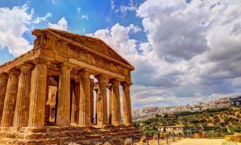 Valea Templelor din Agrigento