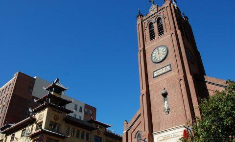 Vechea Catedrala Sfanta Maria din San Francisco