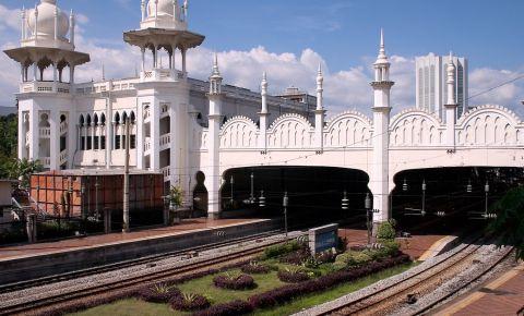 Vechea Gara din Kuala Lampur