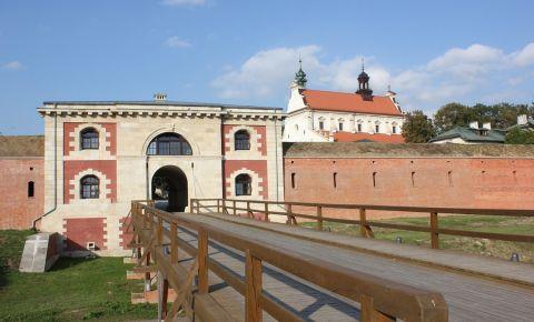 Vechea Poarta Lublin din Zamosc
