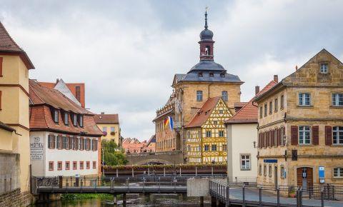 Vechea Primarie din Bamberg