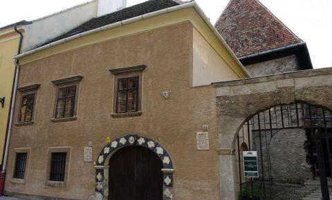 Vechea Sinagoga din Sopron