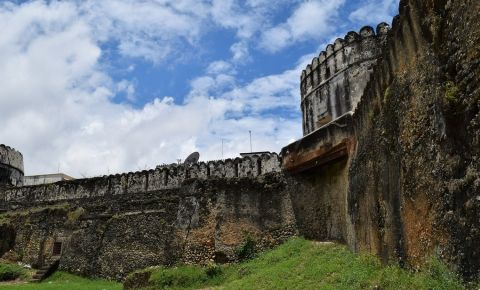Vechiul Fort din Zanzibar