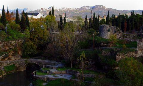 Vechiul Oras Turcesc din Podgorica