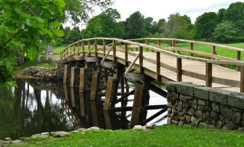 Vechiul Pod din Concord