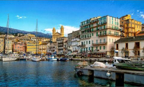 Vechiul Port din Bastia