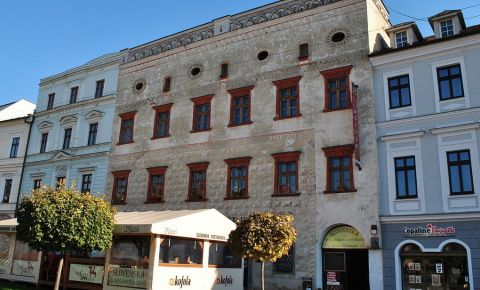 Casa Memoriala Veit Muhlstein din Banska Bystrica