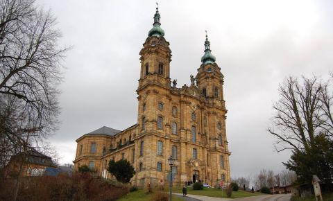 Biserica Vierzehnheiligen din Bamberg
