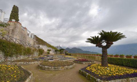 Vila Rufolo din Amalfi